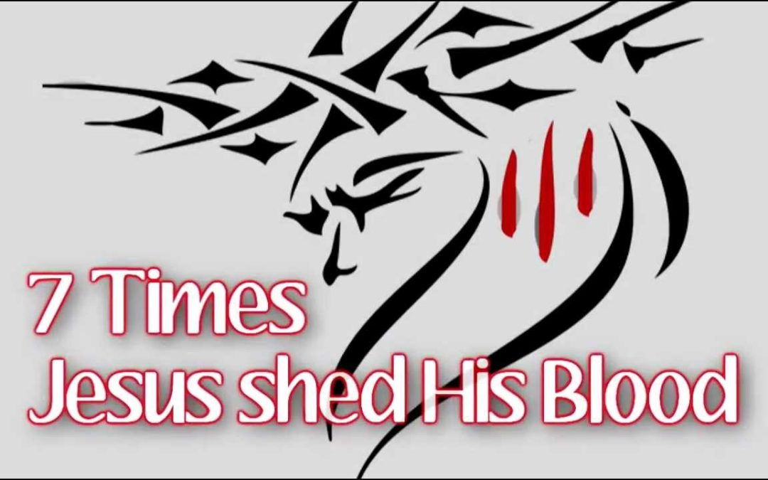 Easter Service: 7 Times Jesus Shed His Blood