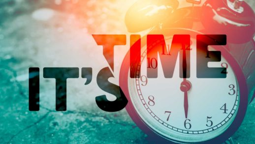 It's Time – Part 5