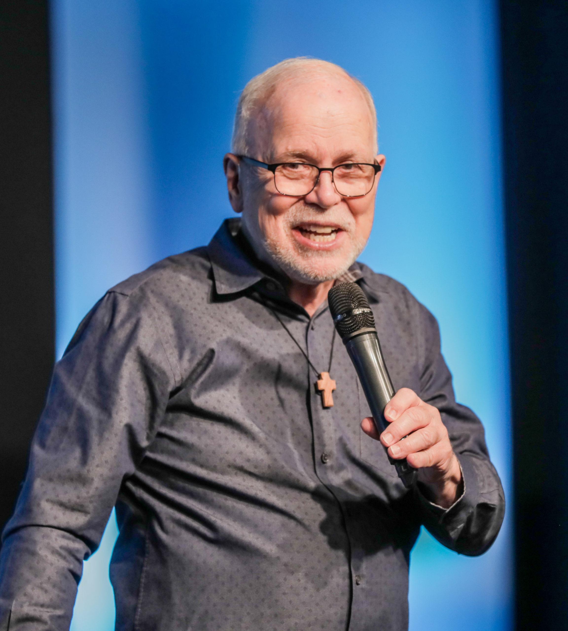 Pastor Dan Boone