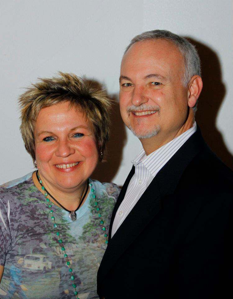 Pastors Paul and Perrianne Brownback