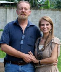 Leonard and Mary Jones